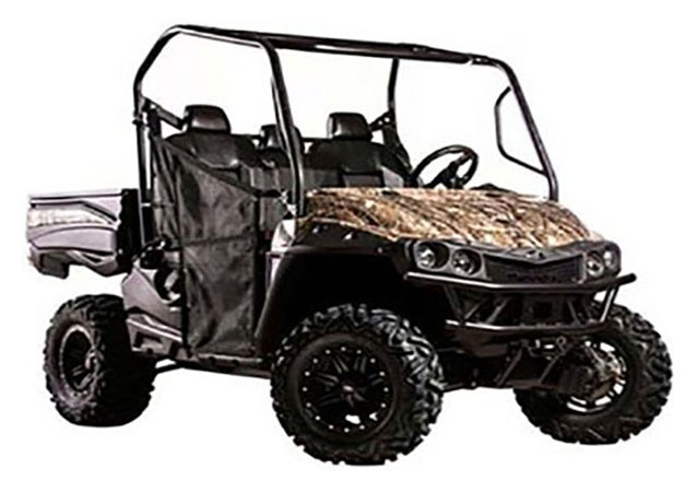 2018 Mahindra mPact XTV 750 S Camo in Cedar Creek, Texas - Photo 1