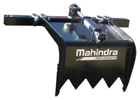 2019 Mahindra Add On Grapple Bucket in Evansville, Indiana