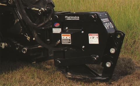 Mahindra 3-Point Vibratory Plow in Evansville, Indiana