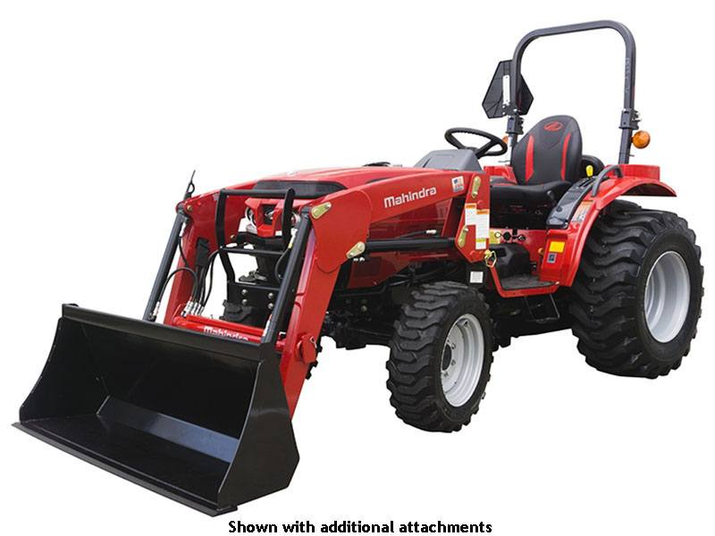 2019 Mahindra 1626 HST OS in Mount Pleasant, Michigan