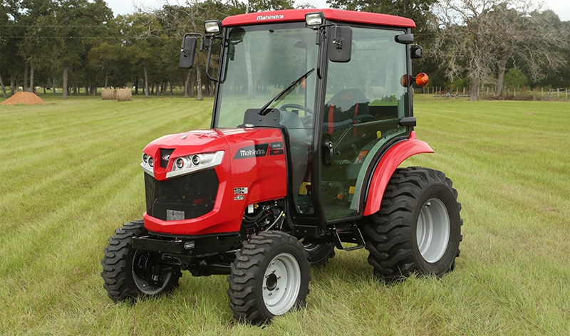 2019 Mahindra 1635 HST Cab in Pound, Virginia