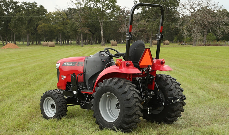 2019 Mahindra 1635 HST OS in Elkhorn, Wisconsin