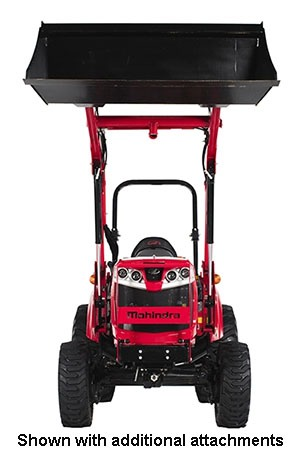 2019 Mahindra 1635 Shuttle OS in Elkhorn, Wisconsin