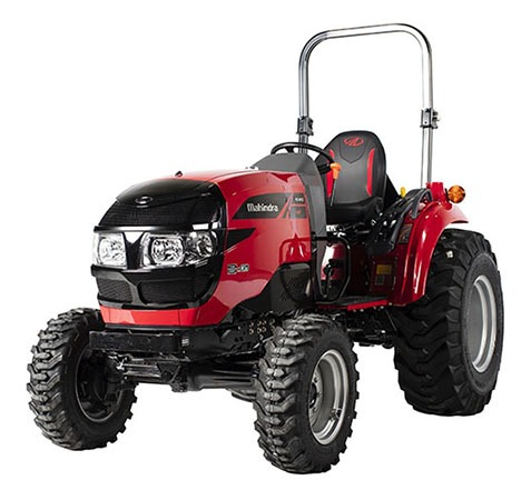 2019 Mahindra 1640 HST in Pound, Virginia