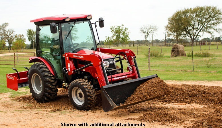 2019 Mahindra 2545 Shuttle Cab in Bandera, Texas