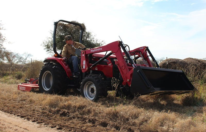 2019 Mahindra 2555 HST in Bandera, Texas - Photo 3