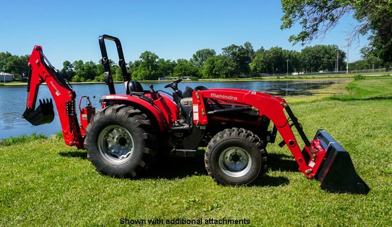 2019 Mahindra 3540 4WD HST in Berlin, Wisconsin - Photo 10