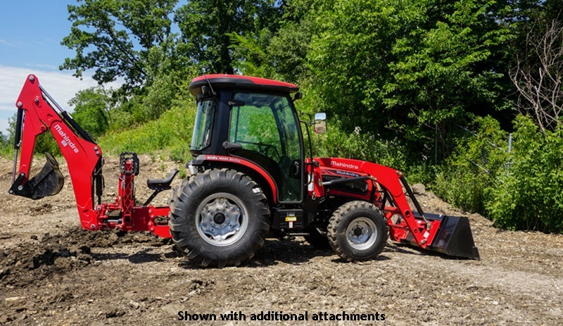 2019 Mahindra 3540 HST Cab in Mount Pleasant, Michigan - Photo 7