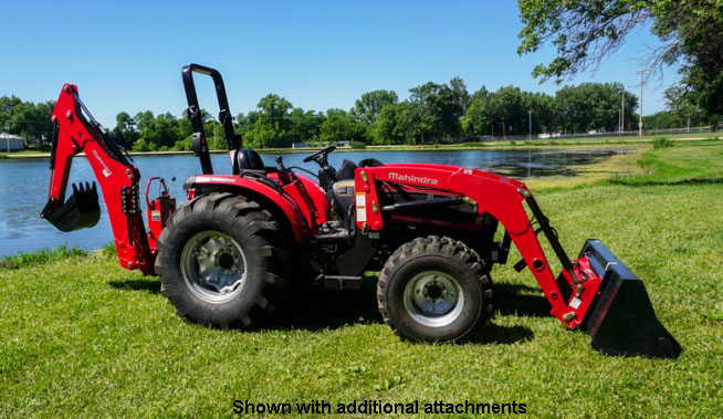 2019 Mahindra 3550 4WD PST in Evansville, Indiana - Photo 13