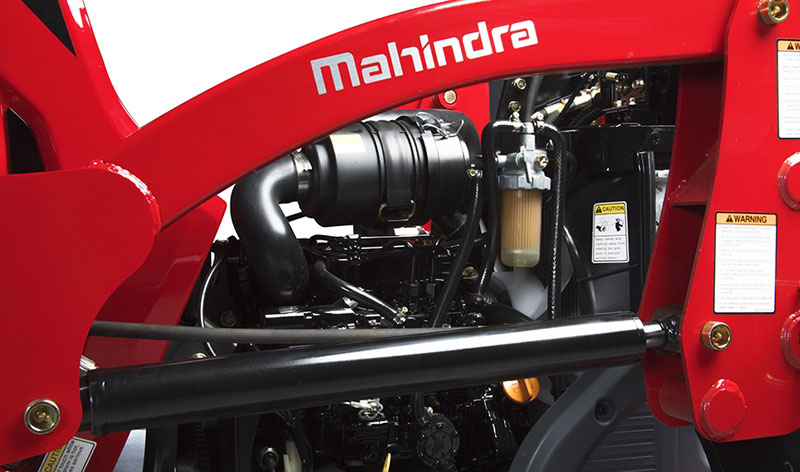 2019 Mahindra eMax 20S HST in Mount Pleasant, Michigan