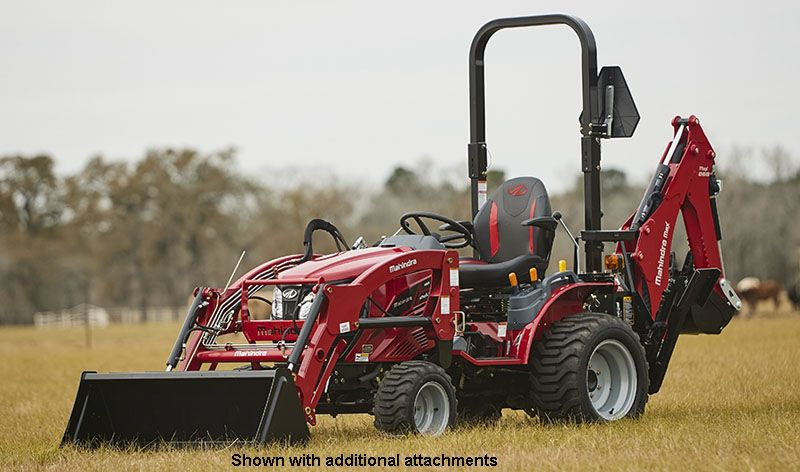 2019 Mahindra eMAX 25L HST in Elkhorn, Wisconsin - Photo 14