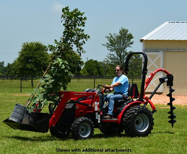 2019 Mahindra Max 26XL 4WD HST in Evansville, Indiana - Photo 4