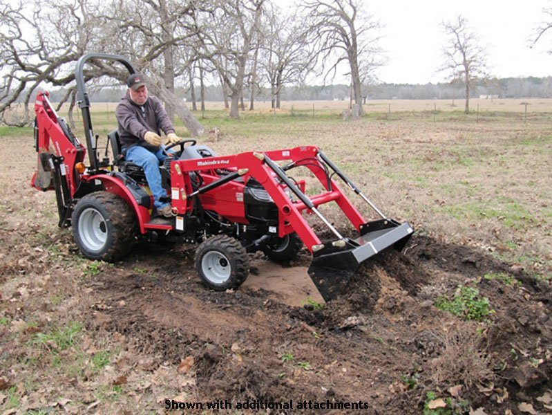 2019 Mahindra Max 26XL 4WD Shuttle in Bandera, Texas - Photo 2