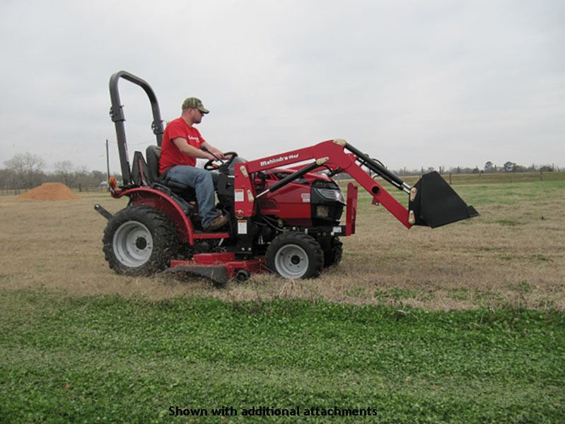2019 Mahindra Max 26XL 4WD Shuttle in Bandera, Texas - Photo 4