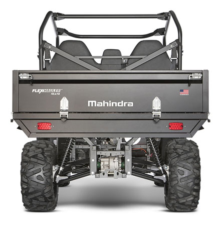 2019 Mahindra Retriever 1000 Diesel Flexhauler in Florence, Colorado - Photo 2