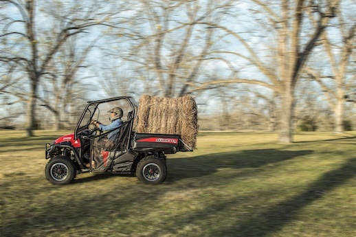 2019 Mahindra Retriever 1000 Diesel Flexhauler in Roscoe, Illinois - Photo 8