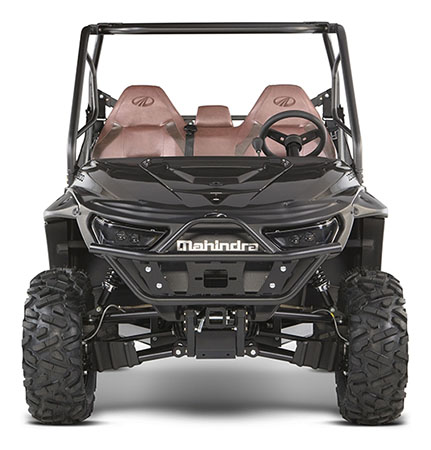 2019 Mahindra Retriever 1000 Diesel Flexhauler LE in Bandera, Texas