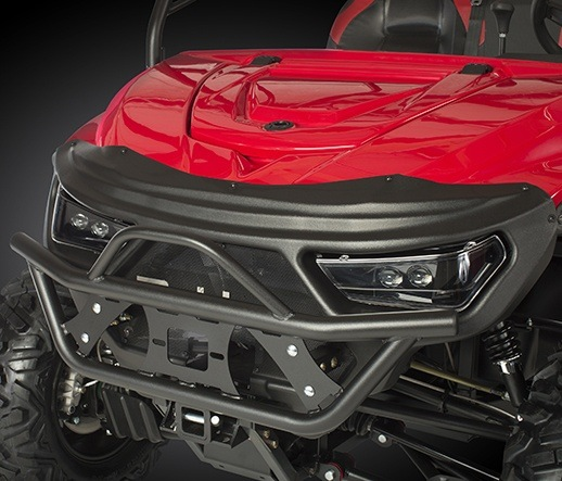 2019 Mahindra Retriever 1000 Diesel Standard in Malone, New York - Photo 4