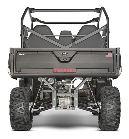 2019 Mahindra Retriever 1000 Diesel Standard in Malone, New York - Photo 2