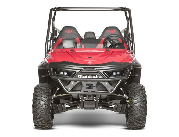 2019 Mahindra Retriever 1000 Diesel Standard in Roscoe, Illinois - Photo 3