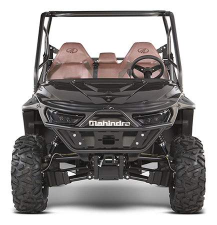 2019 Mahindra Retriever 1000 Diesel Standard LE in Charleston, Illinois