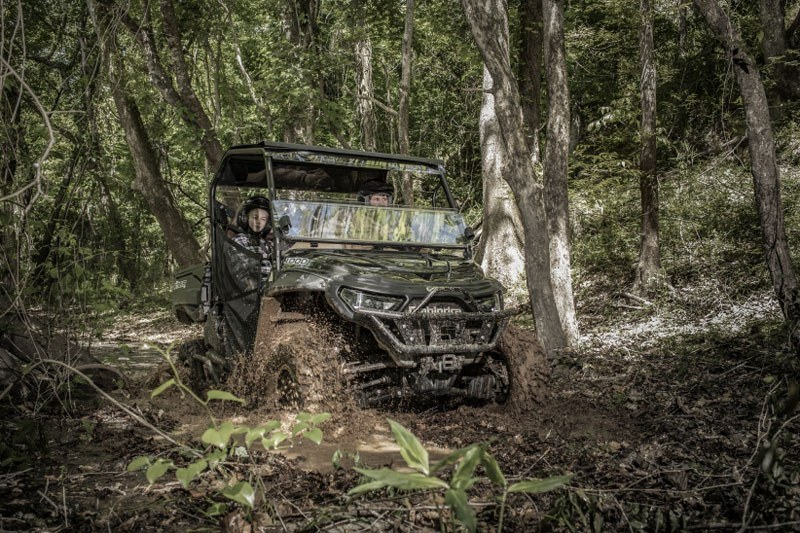 2019 Mahindra Retriever 1000 Diesel Standard LE in Malone, New York