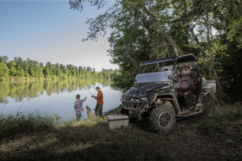 2019 Mahindra Retriever 1000 Diesel Standard LE in Wilmington, Illinois