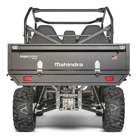 2019 Mahindra Retriever 1000 Gas Flexhauler in Charleston, Illinois