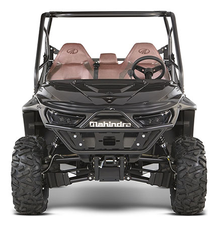 2019 Mahindra Retriever 1000 Gas Flexhauler LE in Evansville, Indiana