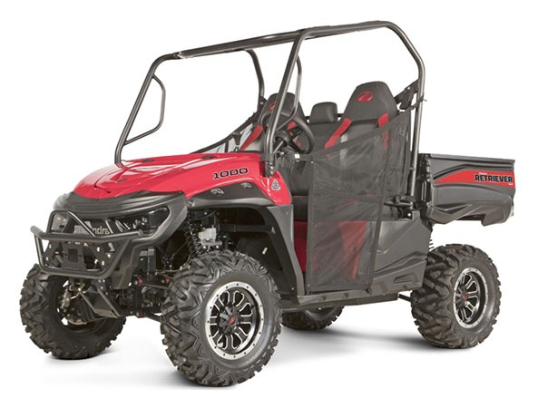 2019 Mahindra Retriever 1000 Gas Standard in Evansville, Indiana - Photo 8