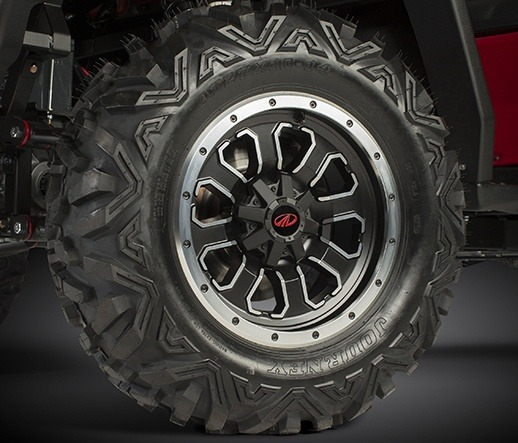 2019 Mahindra Retriever 1000 Gas Standard in Evansville, Indiana - Photo 11
