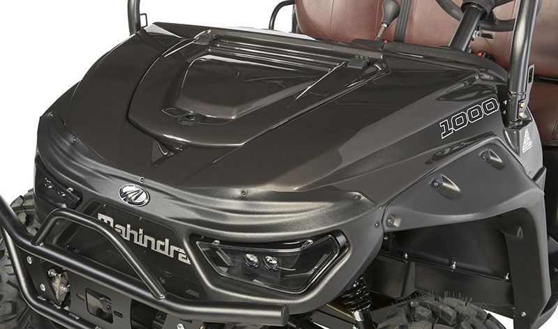 2019 Mahindra Retriever 1000 Gas Standard LE in Malone, New York - Photo 4