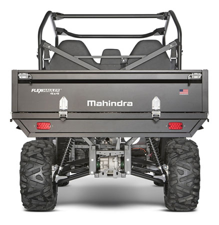 2019 Mahindra Retriever 750 Gas Longbed in Bandera, Texas - Photo 2