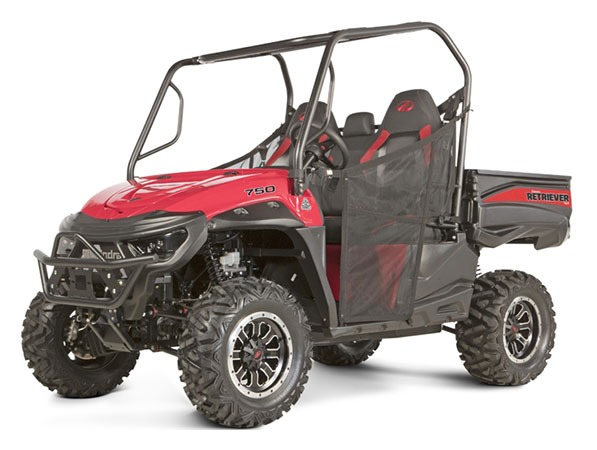 2019 Mahindra Retriever 750 Gas Standard in Wilkes Barre, Pennsylvania - Photo 3