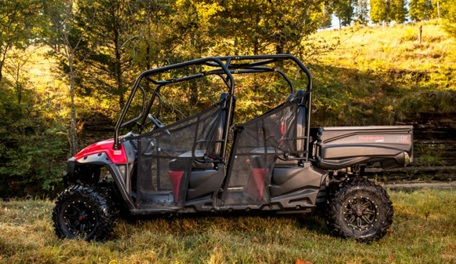 2019 Mahindra mPact XTV 1000 C Diesel in Roscoe, Illinois - Photo 8
