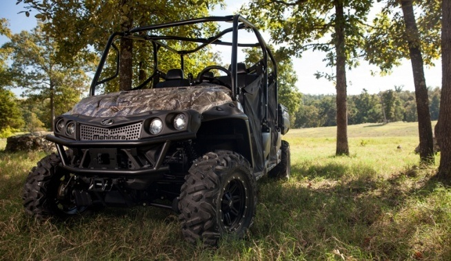 2019 Mahindra mPact XTV 1000 C Diesel Camo in Fond Du Lac, Wisconsin - Photo 4