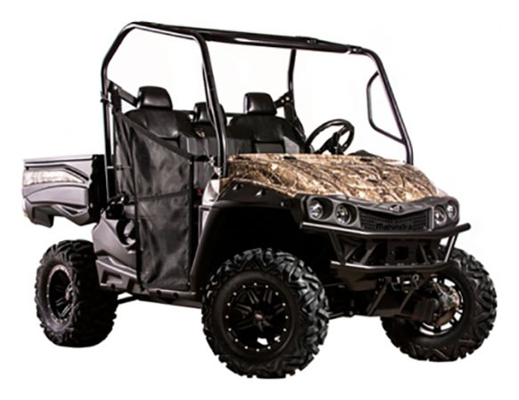 2019 Mahindra mPact XTV 1000 S Diesel Camo in Cedar Creek, Texas - Photo 1