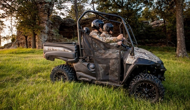 2019 Mahindra mPact XTV 1000 S Diesel Camo in Bandera, Texas - Photo 4