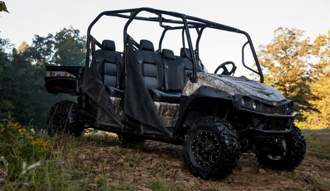 2019 Mahindra mPact XTV 750 C Gas Camo in Wilkes Barre, Pennsylvania - Photo 4