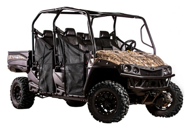 2019 Mahindra mPact XTV 750 C Gas Camo in Bandera, Texas - Photo 1