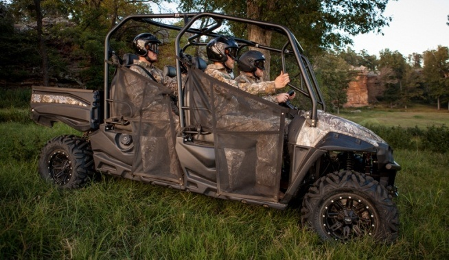 2019 Mahindra mPact XTV 750 C Gas Camo in Bandera, Texas - Photo 5