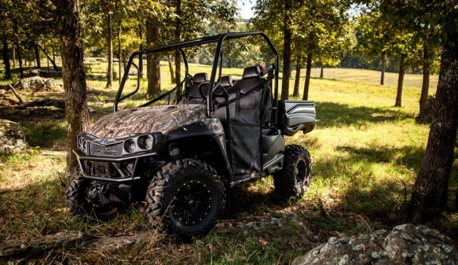 2019 Mahindra mPact XTV 750 S Gas Camo in Cedar Creek, Texas - Photo 5