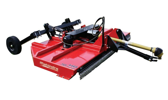 2020 Mahindra 8-Foot 3-Point Heavy Duty Pull Rotary Cutter in Santa Maria, California