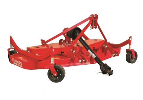 2020 Mahindra 5-Foot Finish Mower in Evansville, Indiana
