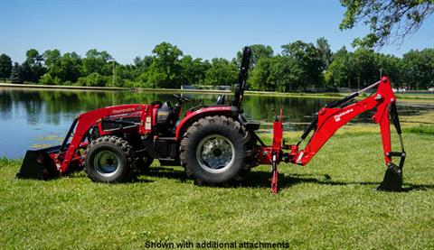2020 Mahindra 3540 4WD HST in Elkhorn, Wisconsin - Photo 12