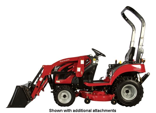2020 Mahindra eMax 20S HST in Berlin, Wisconsin - Photo 2