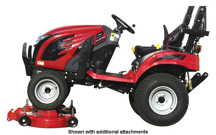 2020 Mahindra eMax 20S HST in Elkhorn, Wisconsin - Photo 10