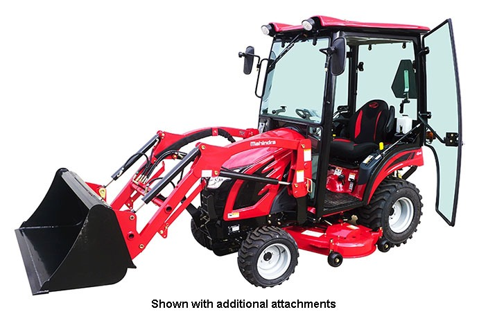 2020 Mahindra eMax 20S HST Cab in Land O Lakes, Wisconsin - Photo 1