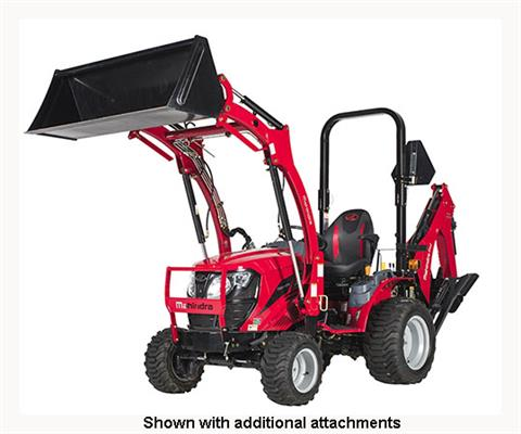 2020 Mahindra eMax 22L HST in Monroe, Michigan