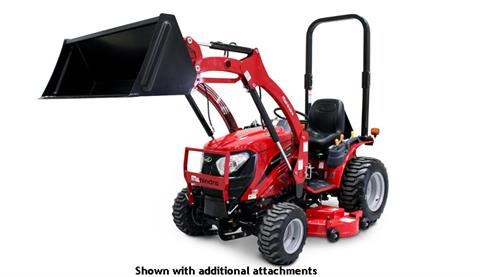 2020 Mahindra eMax 22S HST in Monroe, Michigan